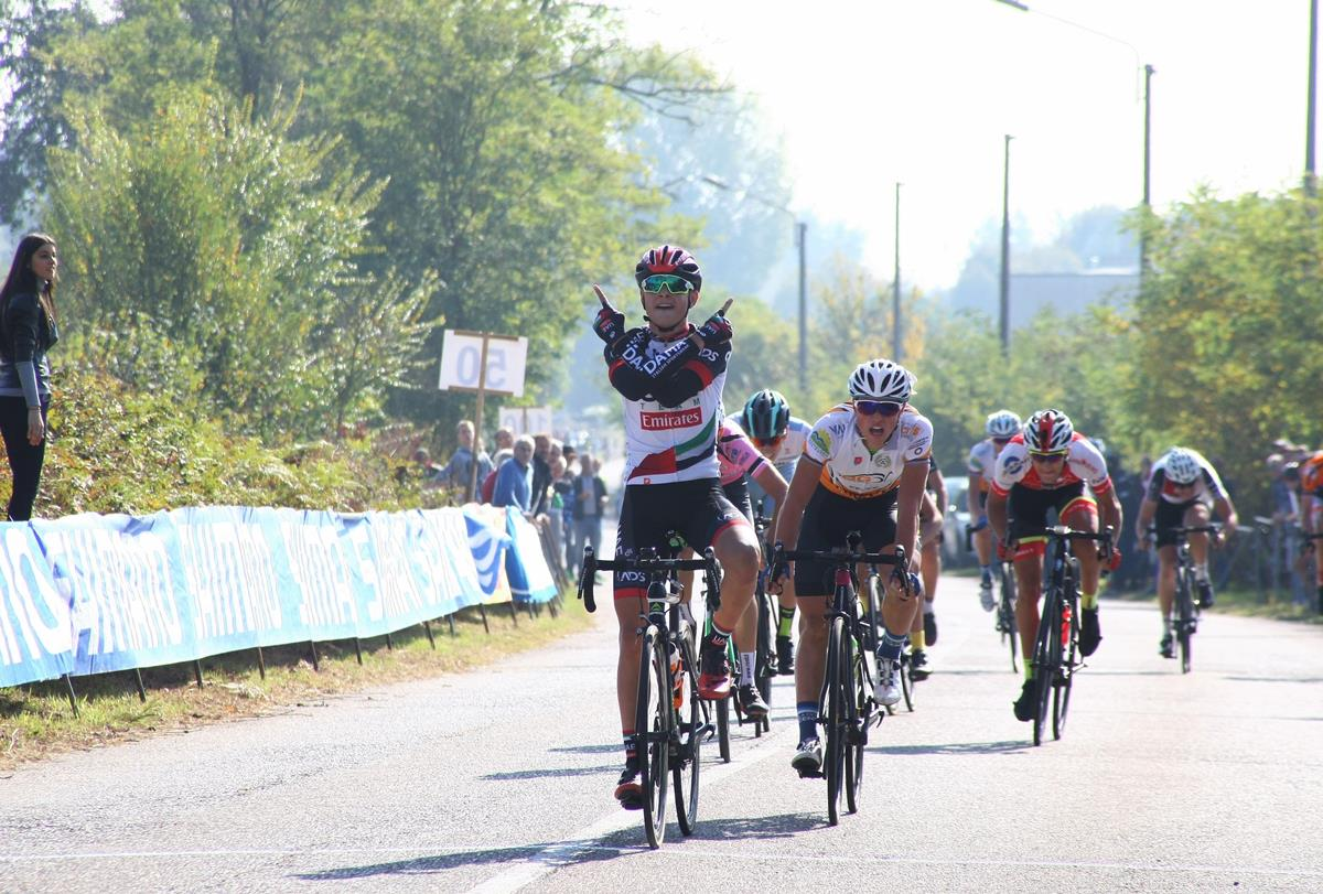 Andrea Montoli vince a Carbonate