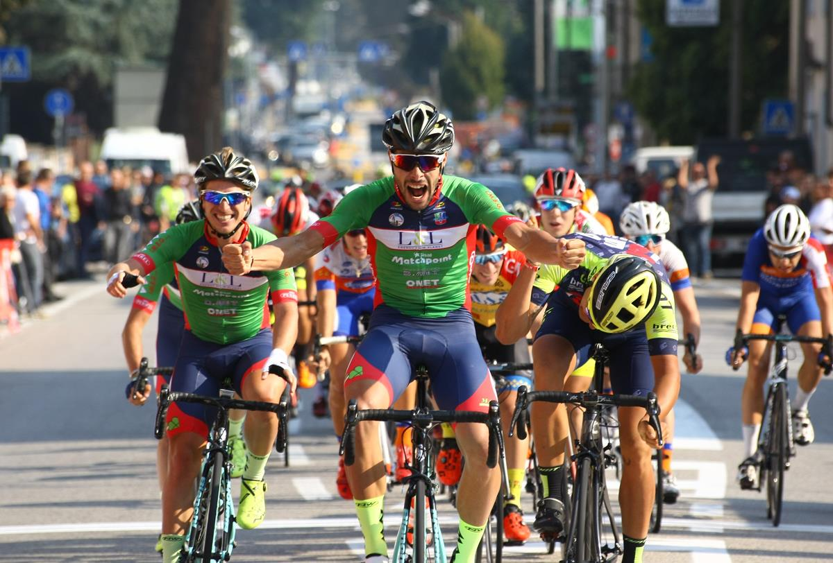 La vittoria di Umberto Marengo a Somma Lombardo