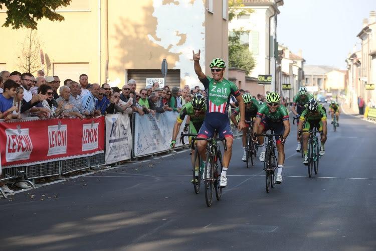 Giovanni Lonardi vince il 2° Trofeo Comune di Marcaria