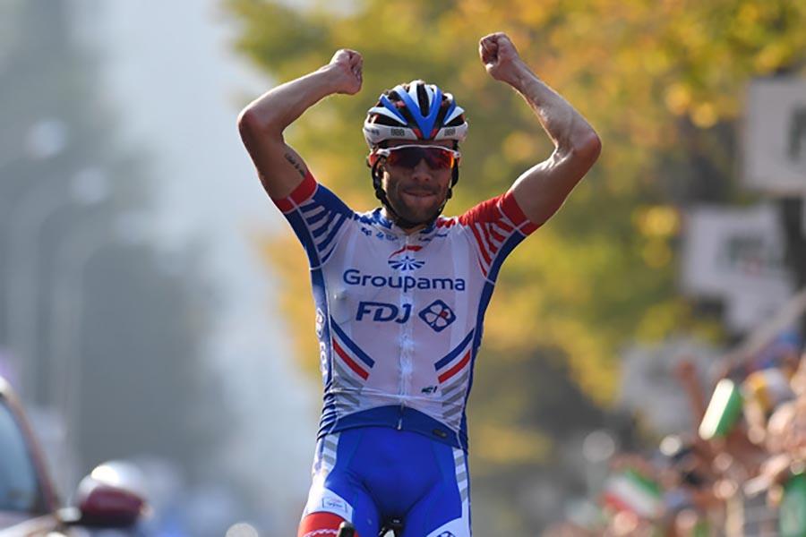 Thibaut Pinot vince Il Lombardia 2018