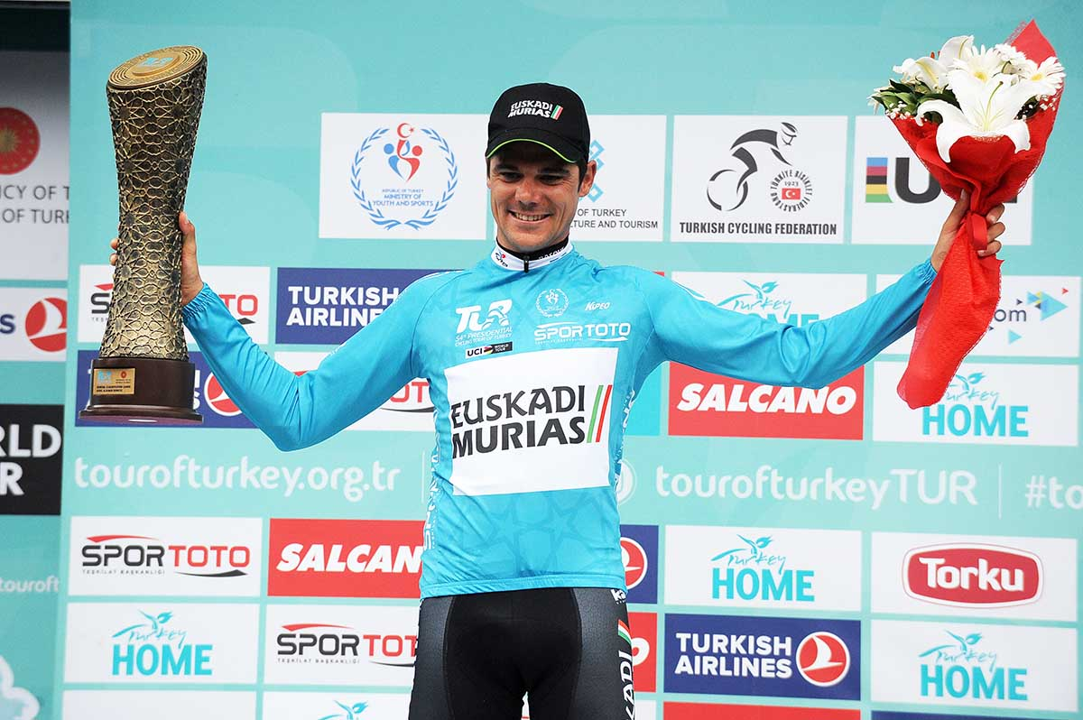 Eduard Prades vince il Giro di Turchia 2018