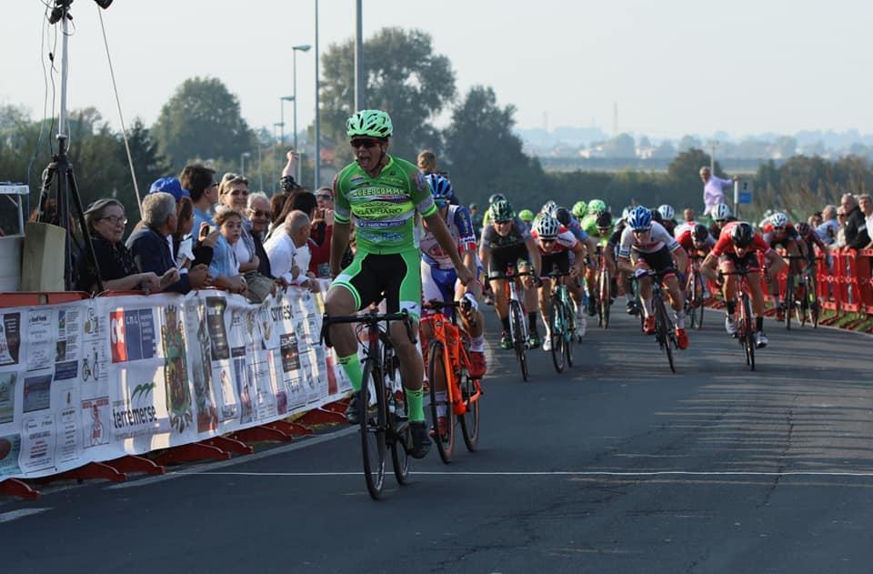 Matteo Pongiluppi vince a San Marco di Ravenna