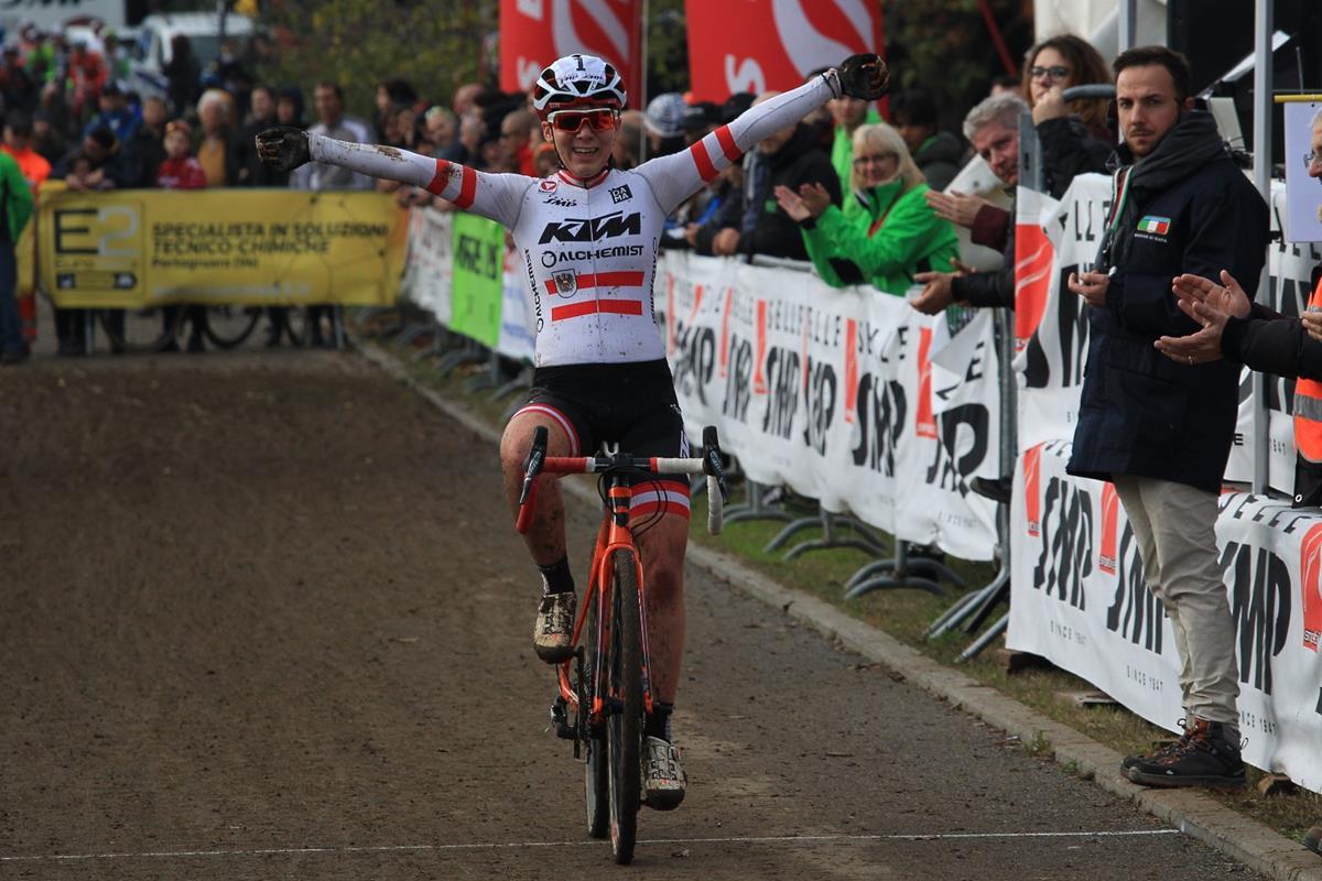 Nadja Heigl vince a Brugherio