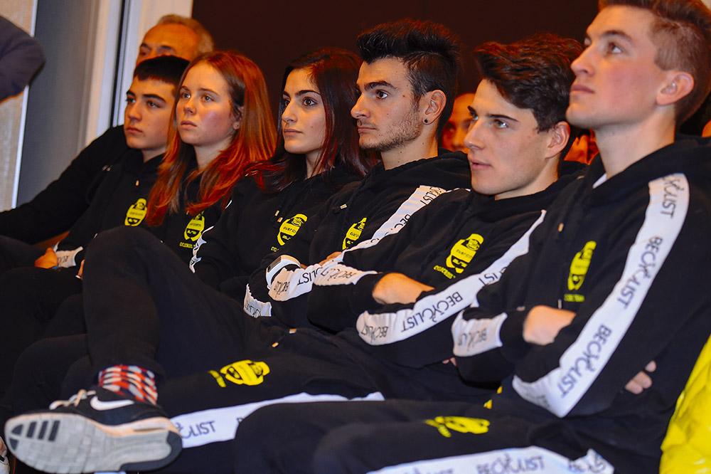 Presentazione Team Selle Italia Guerciotti Elite 2018-2019