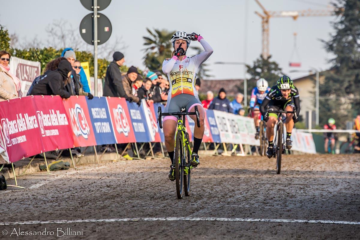 Silvia Persico vince a San Fior