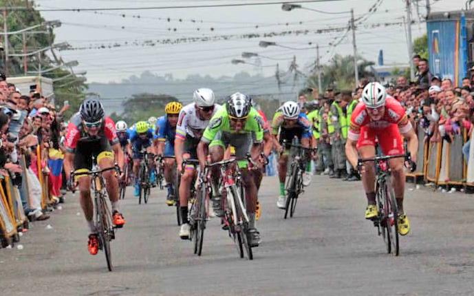 Marco Benfatto vince la prima tappa della Vuelta al Tachira 2019