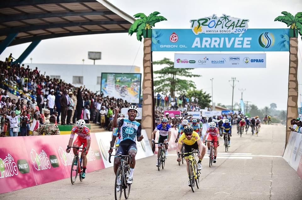 Lorrenzo Manzin vince la quarta tappa della Tropicale Amissa Bongo