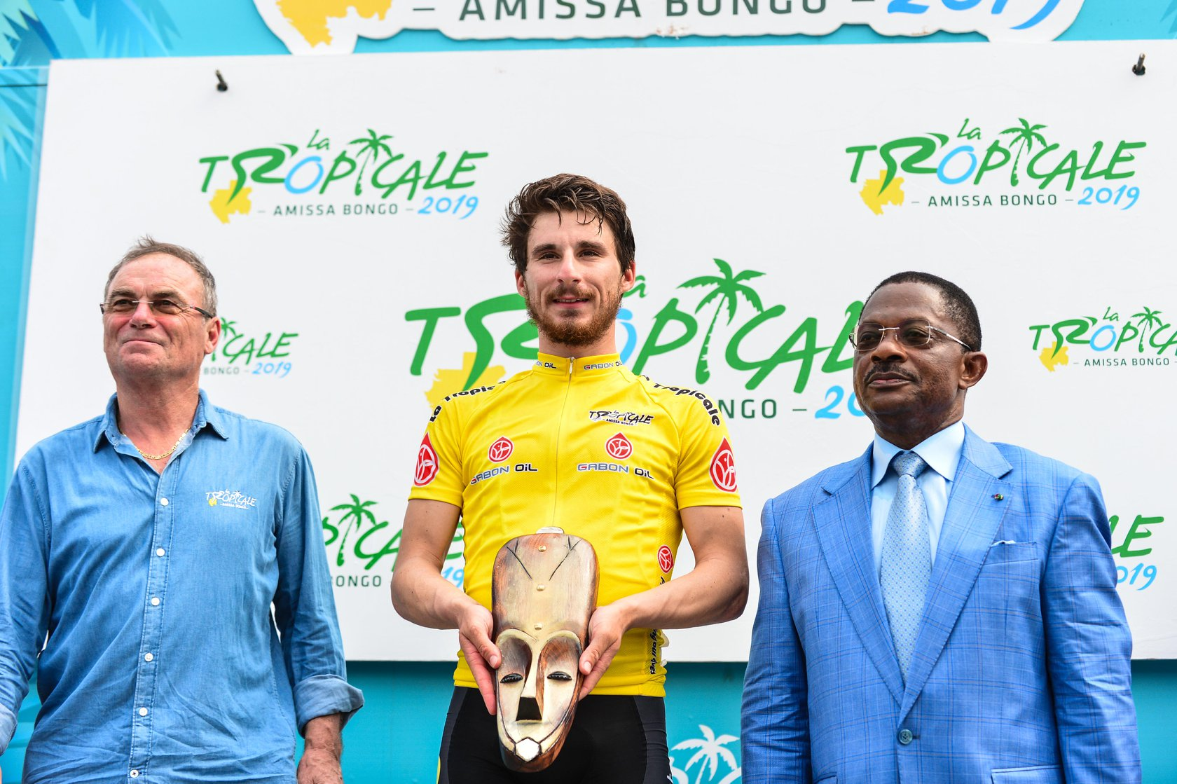 Nicolò Bonifazio vince la terza tappa e resta leader della Tropicale Amissa Bongo