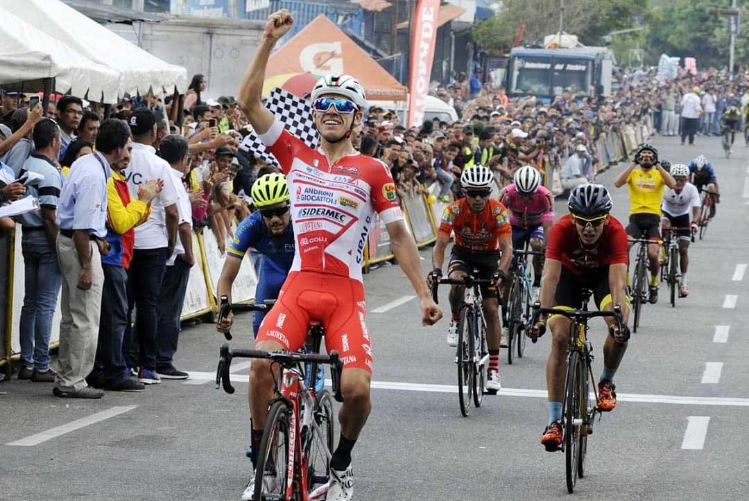 Miguel Eduardo Flórez vince l'ottava e ultima tappa della Vuelta al Tachira