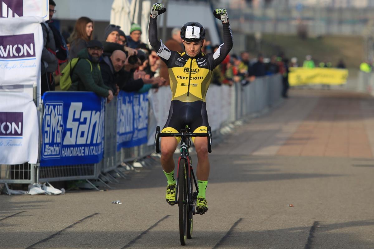 Jakob Dorigoni vince il Campionato Italiano Ciclocross Under 23