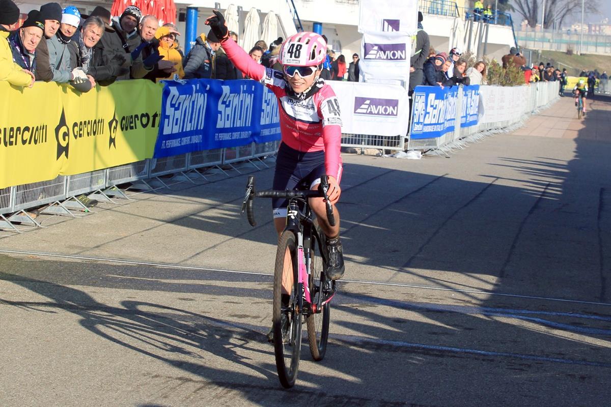 Beatrice Temperoni vince il Campionato Italiano Donne Esordienti 1° anno