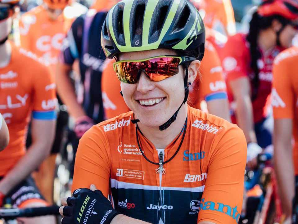 Amanda Spratt vince il Santos Women's Tour 2019