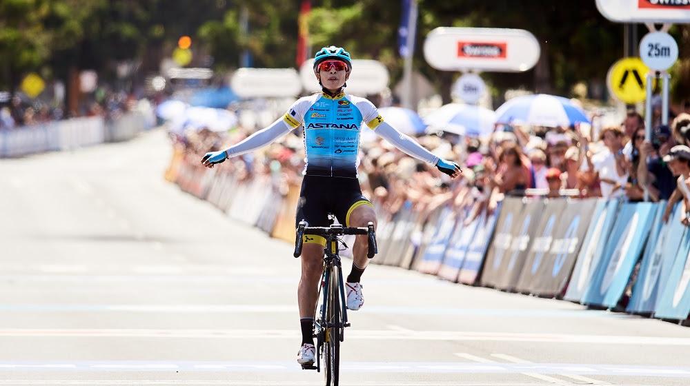 Arlenis Sierra vince la Cadel Evans Great Ocean Road Race