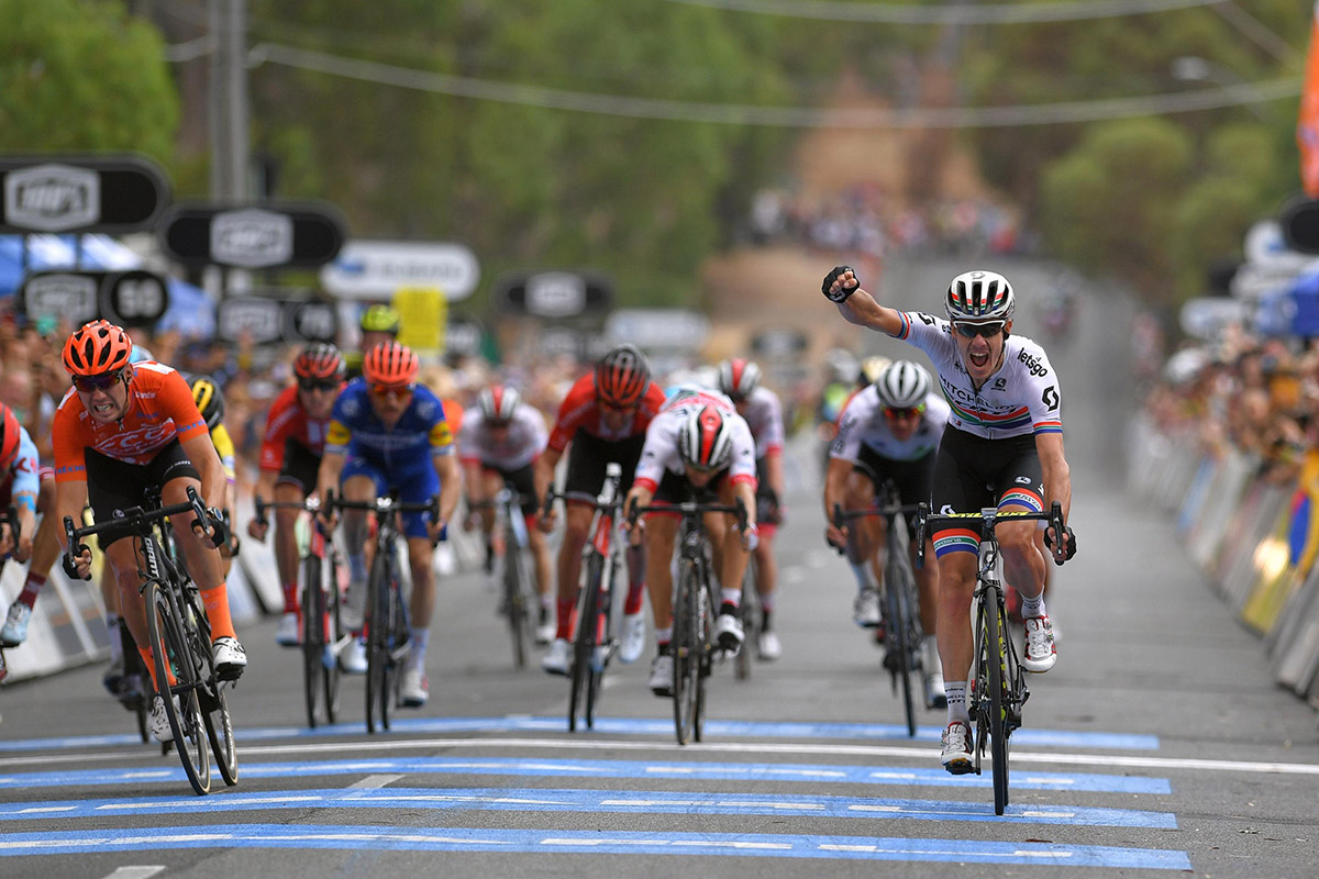 Daryl Impey vince la quarta tappa del Tour Down Under