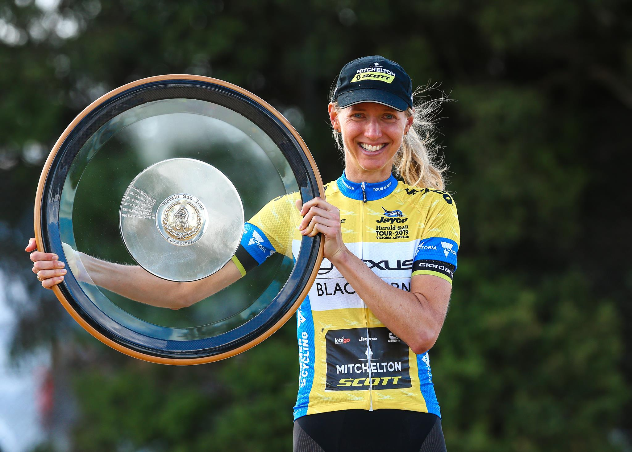 Lucy Kennedy vincitrice del Women's Herald Sun Tour 2019