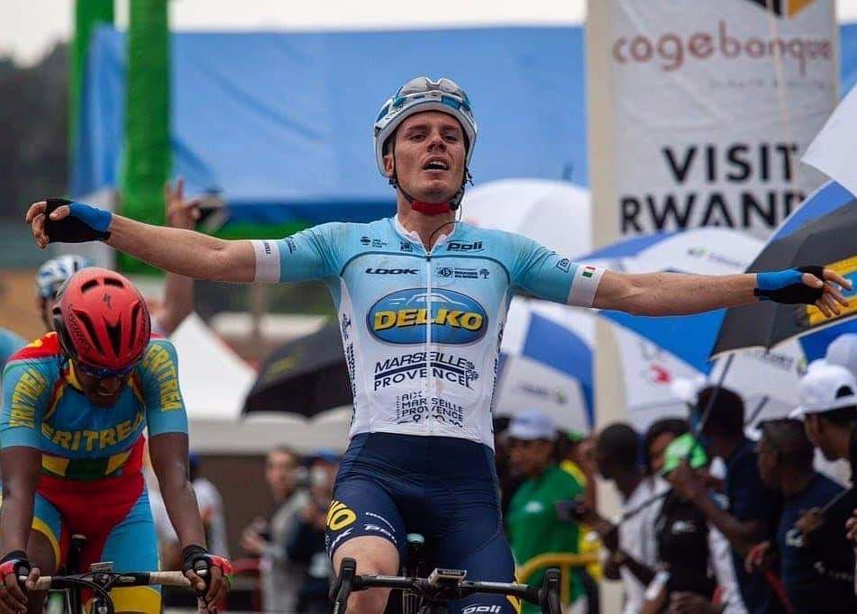 Alessandro Fedeli vince la prima tappa del Tour of Rwanda (