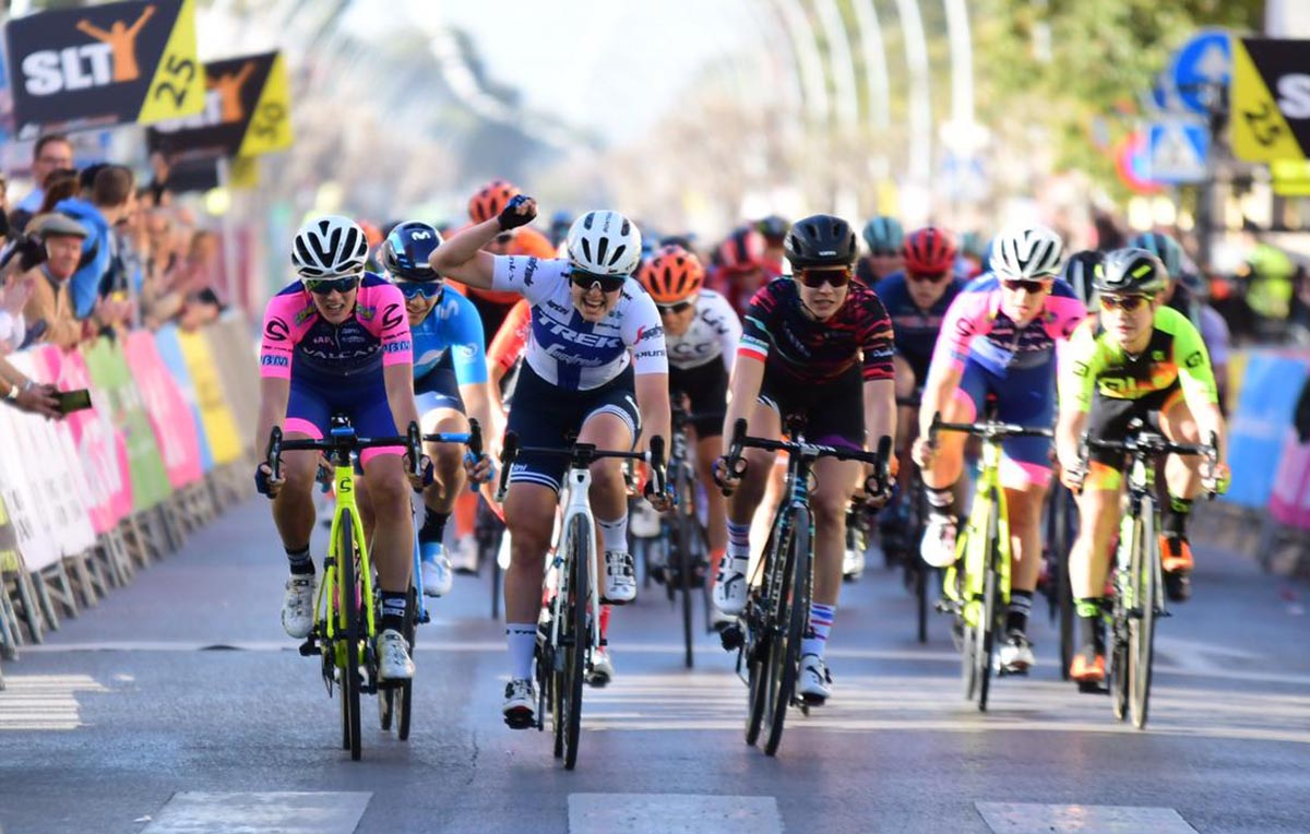 Lotta Lepisto vince la seconda tappa della Setmana Valenciana 2019