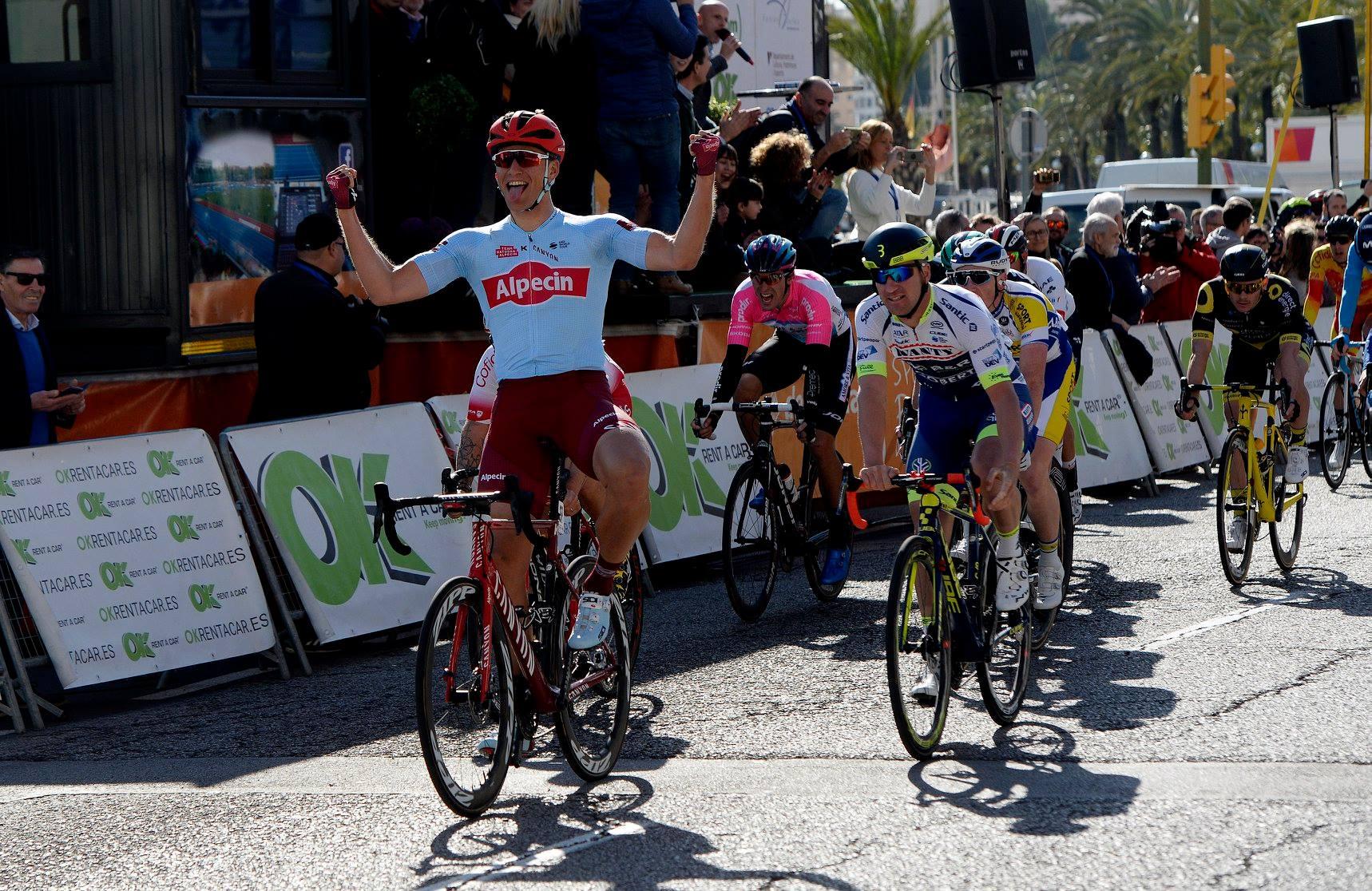 Marcel Kittel vince la il Trofeo Palma, quarta prova della Challenge Mallorca