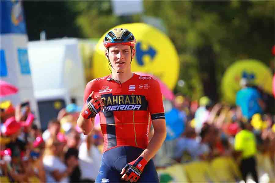 Matej Mohoric vince la settima e ultima tappa del Tour de Pologne 2019