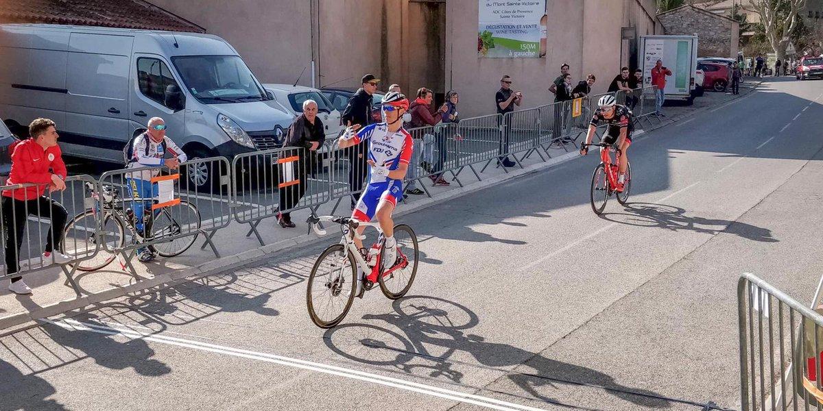 Christian Scaroni vince il Grand Prix de Puyloubier Sainte-Victoire