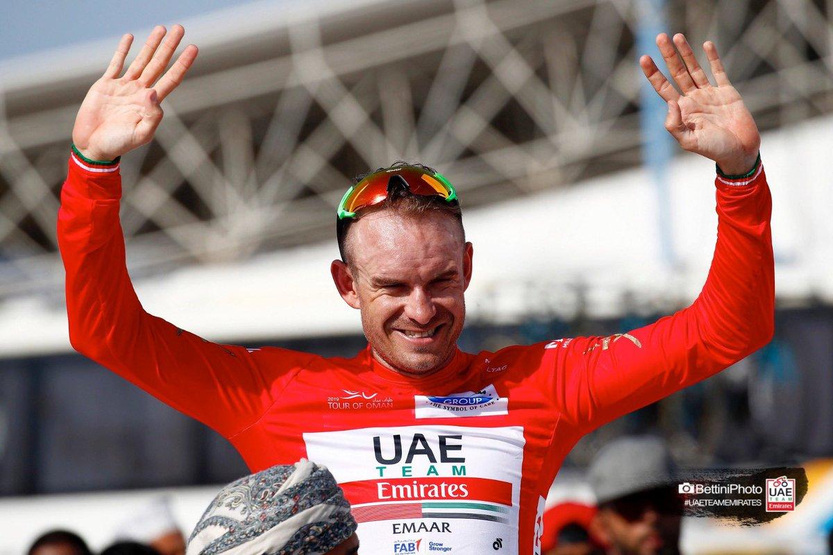 Alexander Kristoff vince la prima tappa del Tour of Oman 2019
