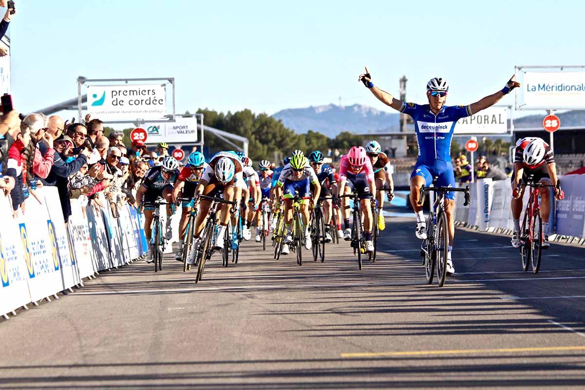 Philippe Gilbert vince la terza tappa del Tour de La Provence 2019