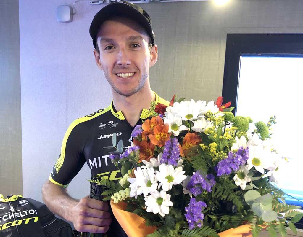 Adam Yates vince la quarta tappa della Volta Valenciana 2019