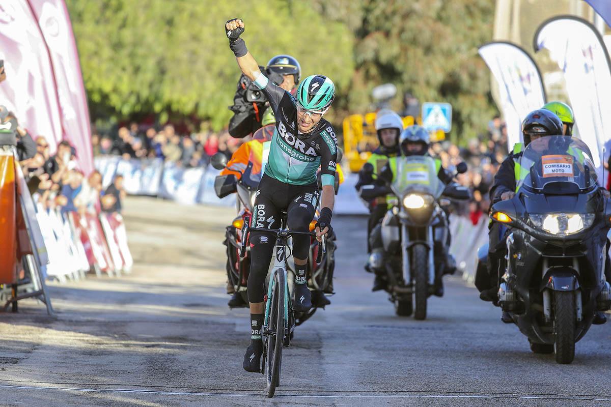 Emanuel Buchmann vince il Trofeo Andratx - Lloseta, seconda prova della Challenge Mallorca 2019
