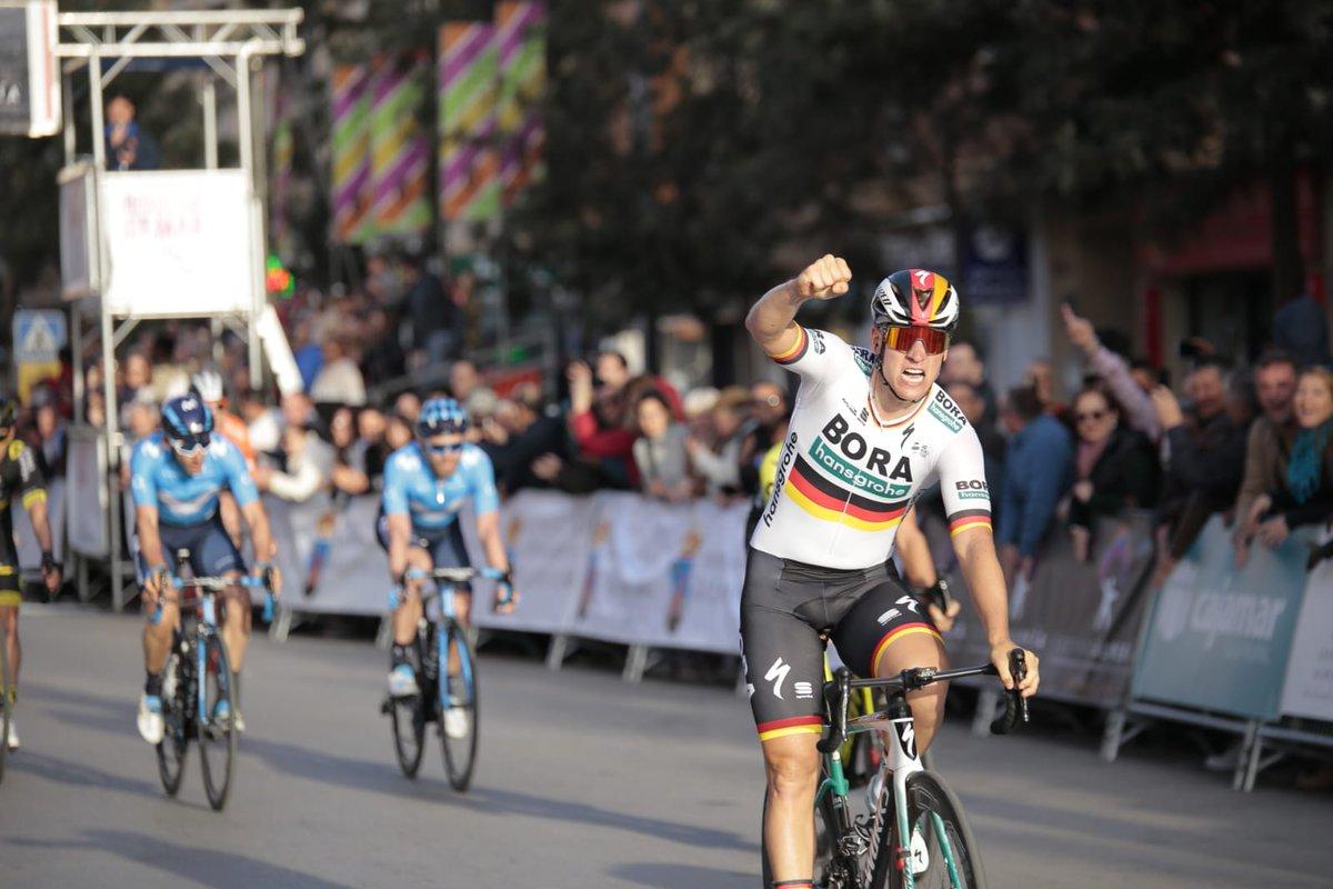 Pascal Ackermann vince la Clasica de Almeria 2019