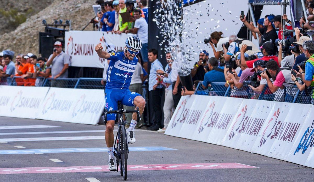 Julian Alaphilippe vince la quinta tappa del Tour Colombia 2019