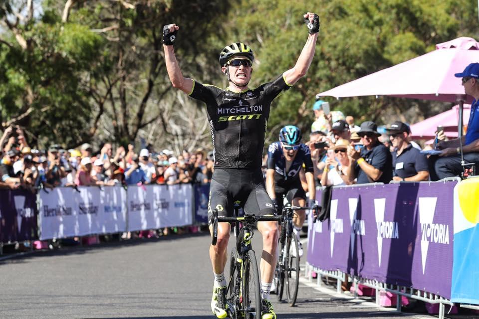 Nicholas Schultz vince la quarta tappa dell'Herald Sun Tour