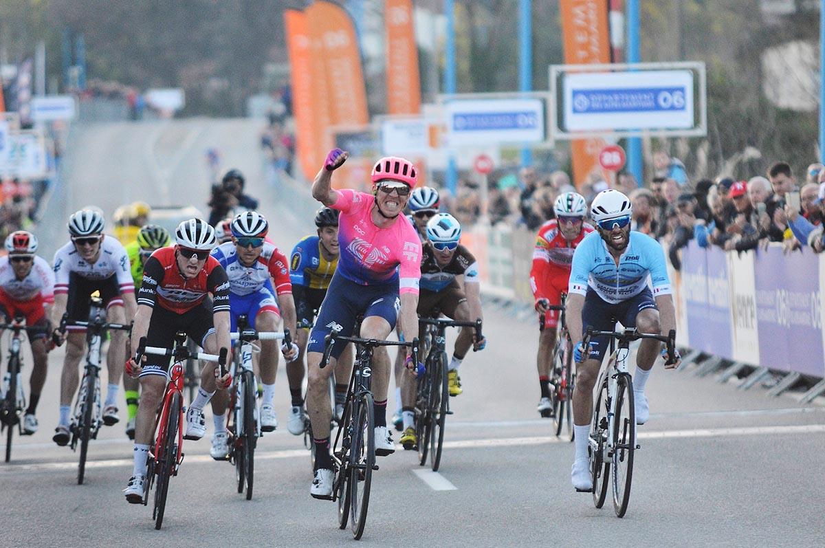 Sep Vanmarke vince la prima tappa del Tour du Haut Var