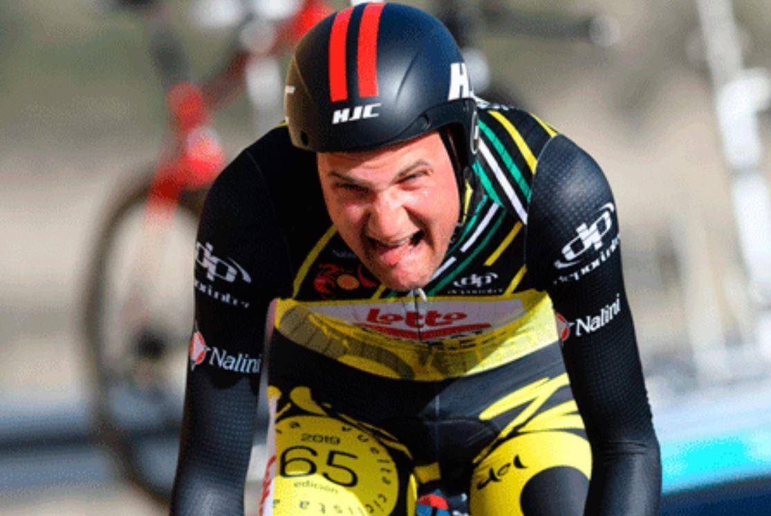 Tim Wellens vince la terza tappa della Vuelta a Andalucia