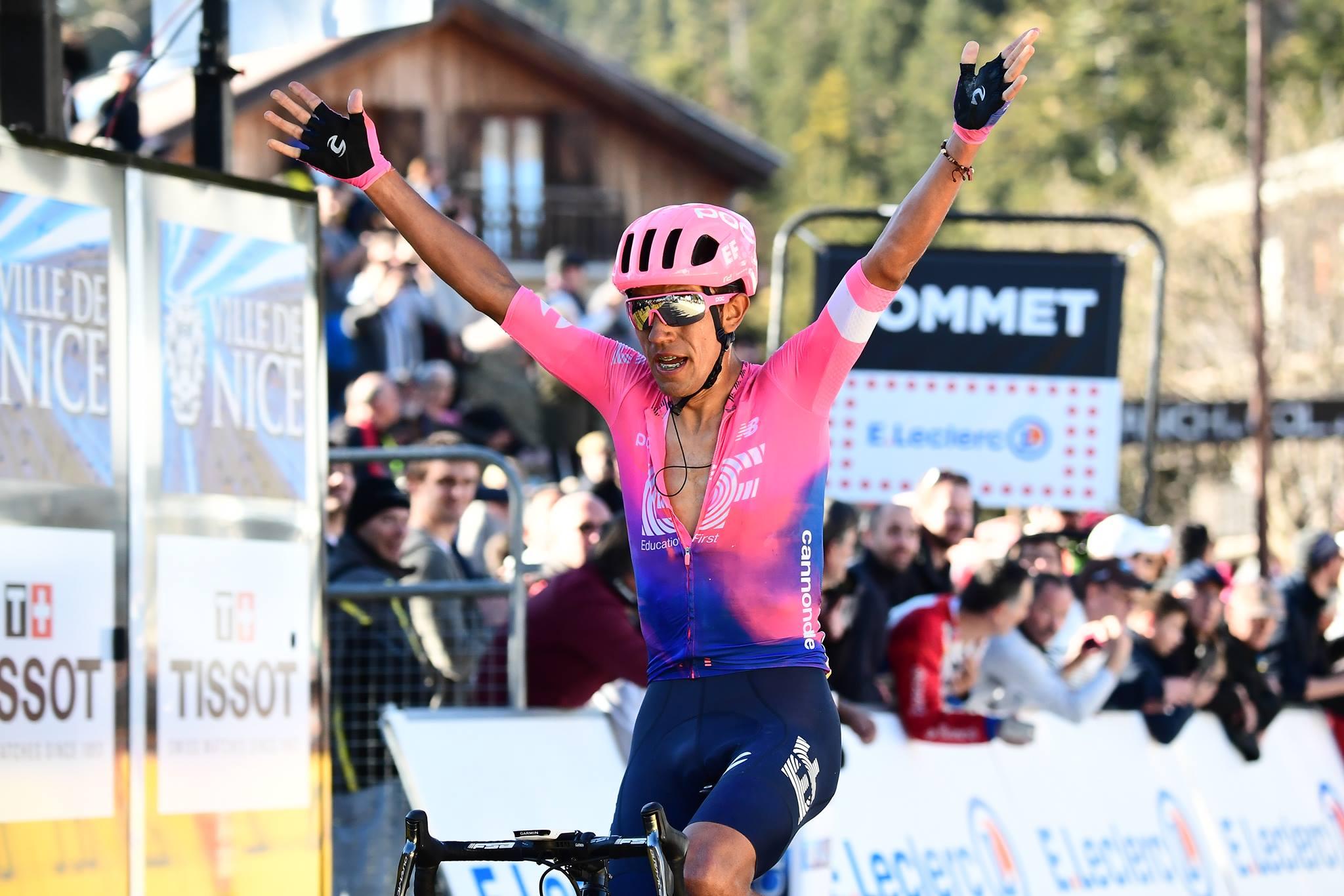 Daniel Martinez vince la settima tappa della Parigi-Nizza