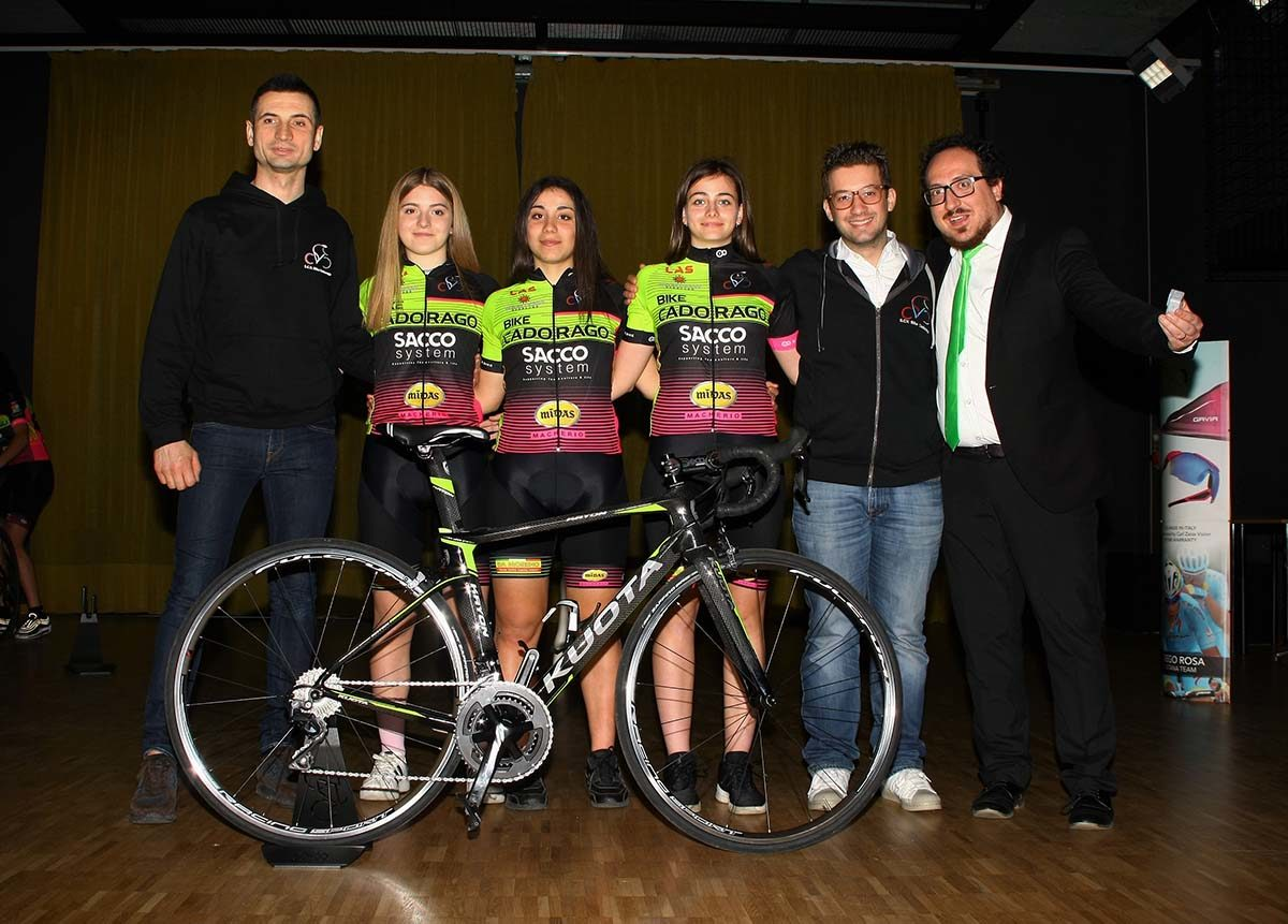 Donne Allieve 2019 del Bike Cadorago (foto Berry)