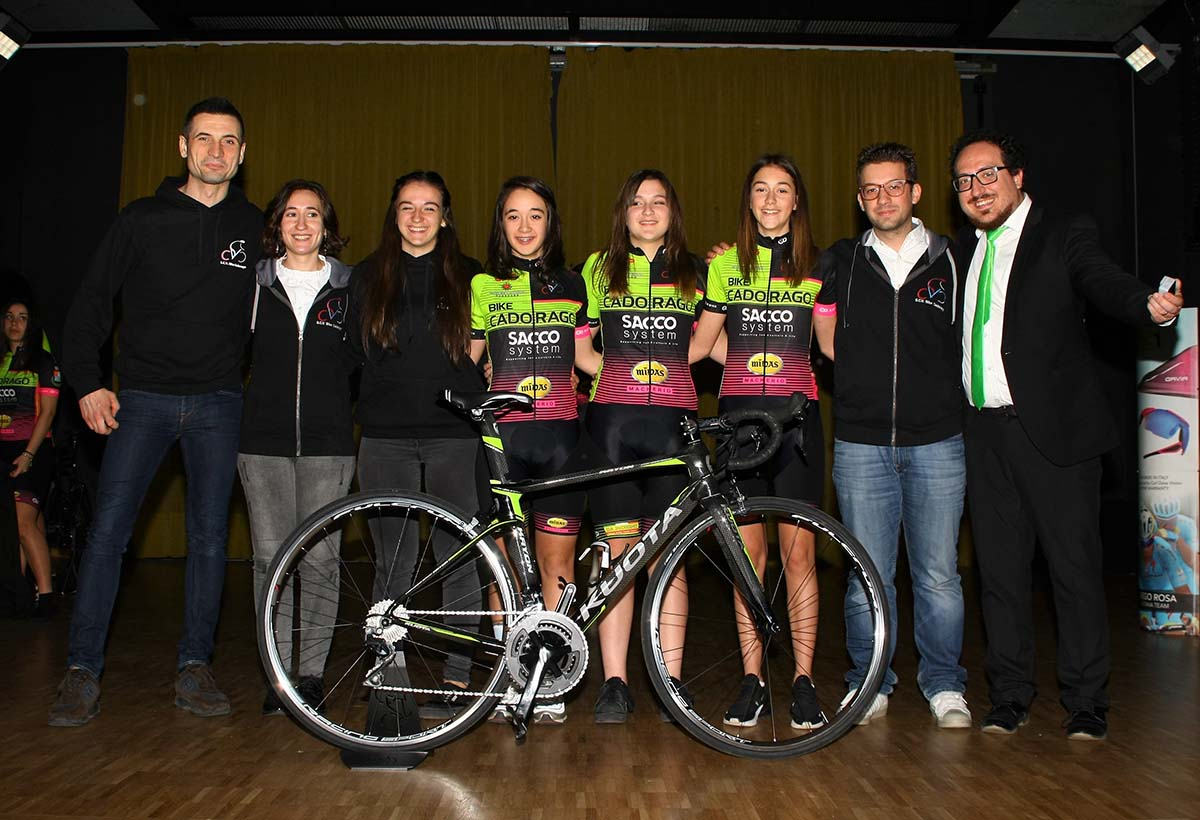 Donne Esordienti 2019 del Bike Cadorago