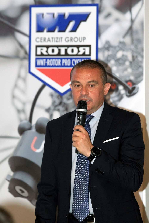 Alessandro Paderi, Amministratore Delegato di Ceratizit Italia (foto Fabiano Ghilardi)