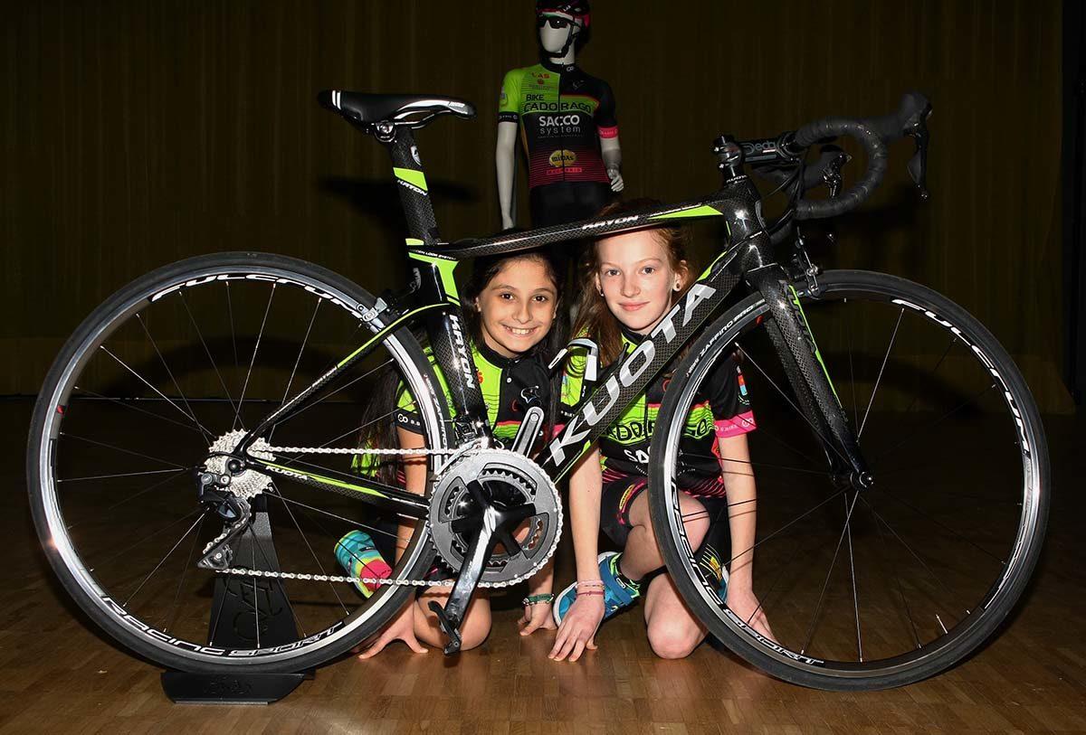 Giovanissime 2019 del Bike Cadorago (foto Berry)