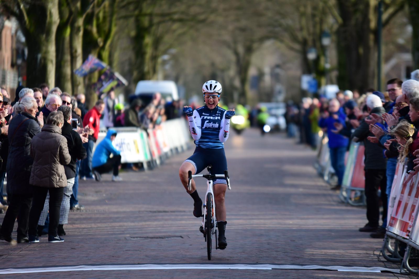 Audrey Cordon-Ragot vince la Drentse Acht van Westerveld 2019
