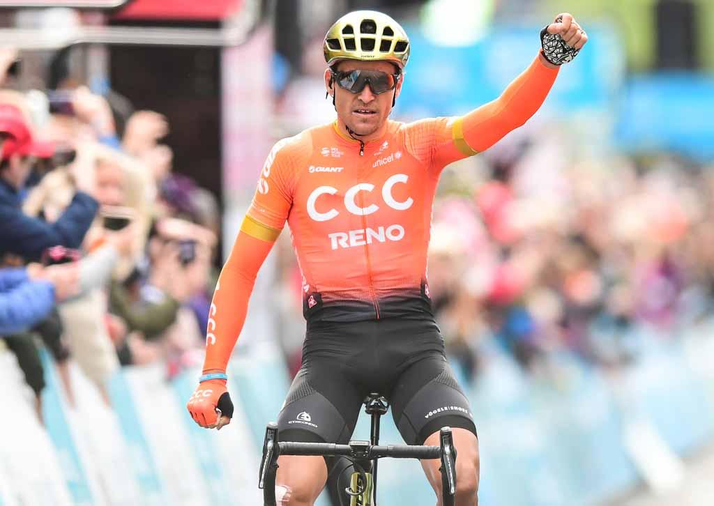 Greg Van Avermaet  vince l'ultima tappa del Tour de Yorkshire (foto Alex Broadway/SWpix.com)