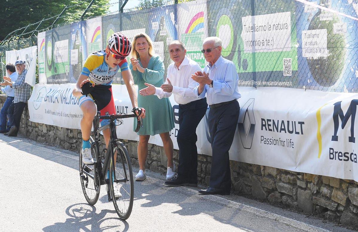 Nicola Plebani vince la Brescia-Montemagno