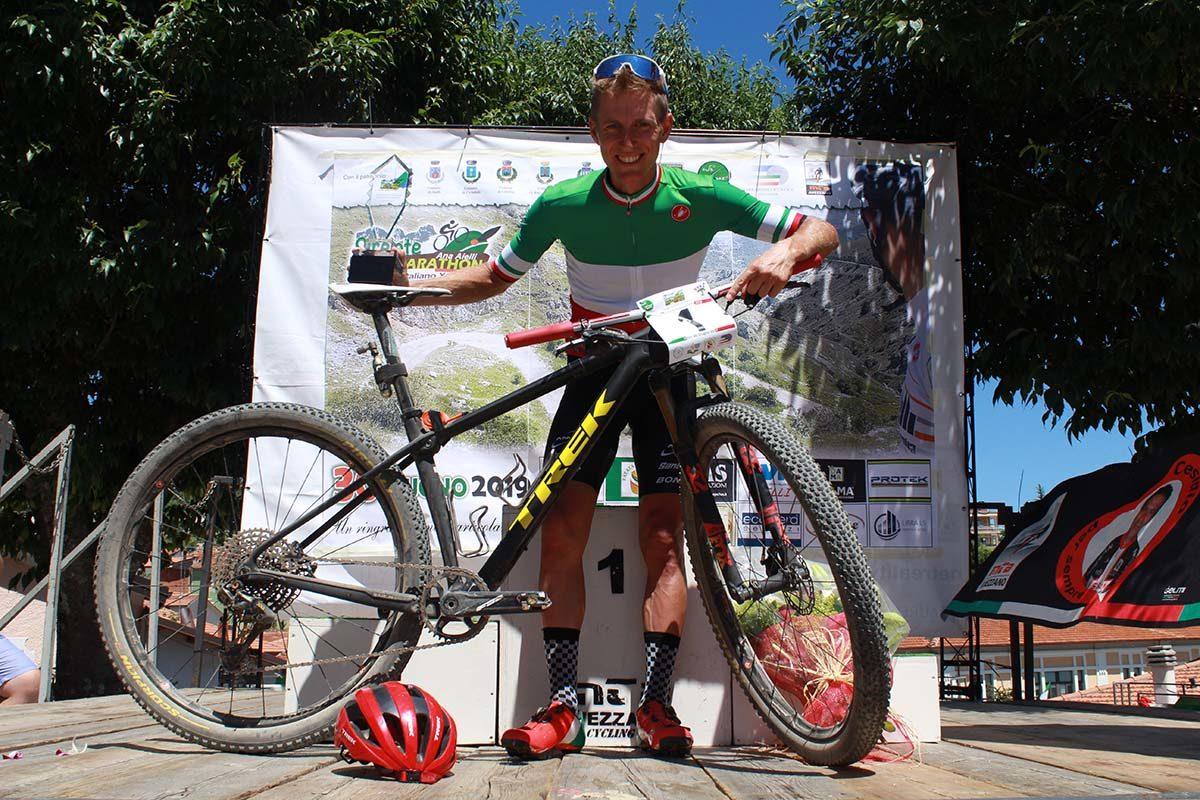 Samuele Porro campione italiano Marathon 2019
