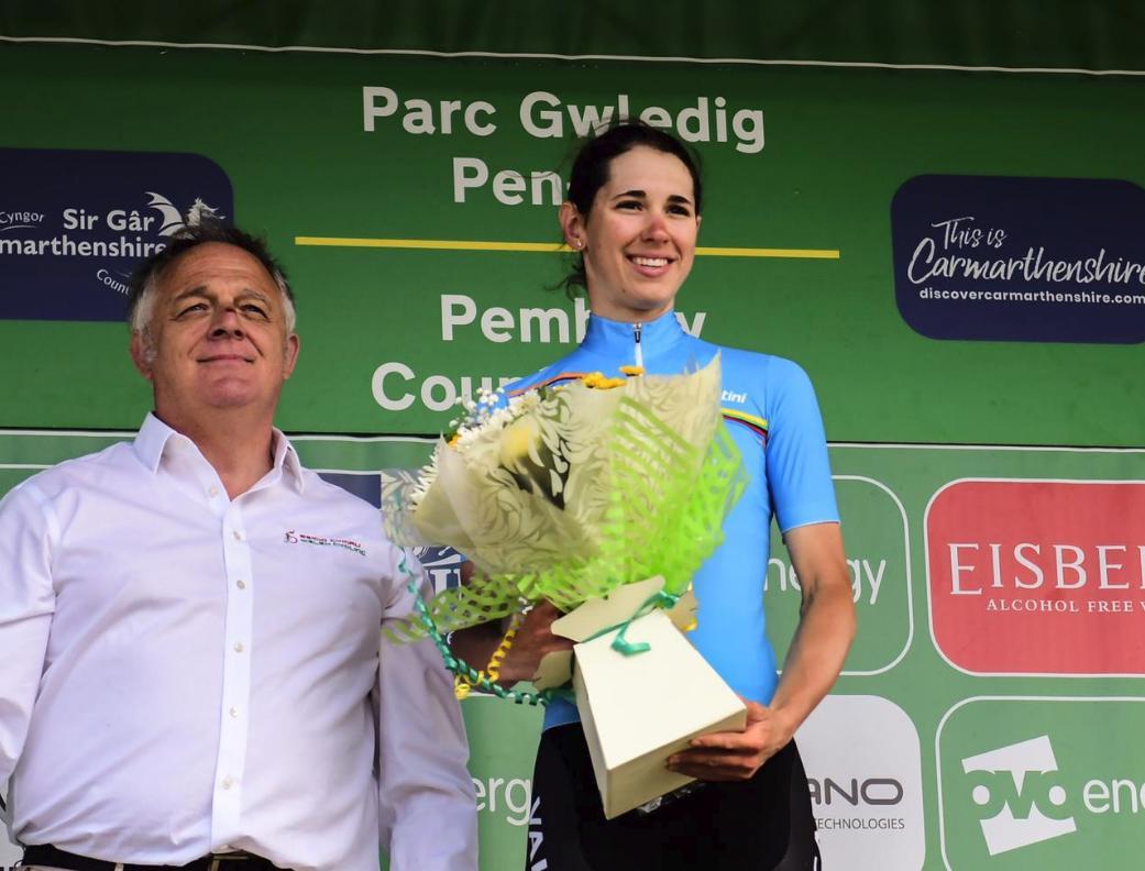Marta Cavalli si conferma miglior giovane dell'Uci Women's WorldTour