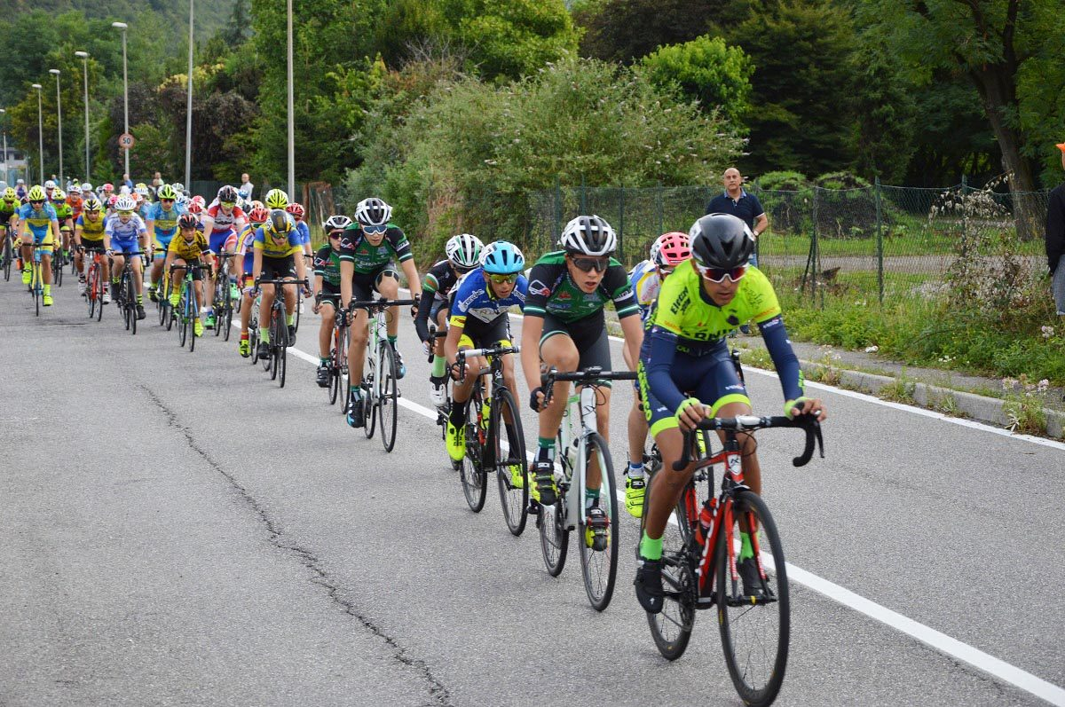 Fase gara Trofeo Armanni 1° anno