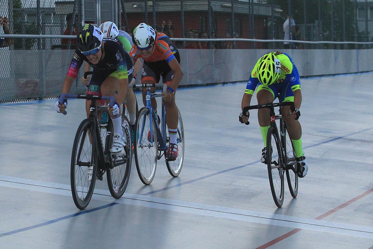 Vittoria Grassi vince la volata del Keirim (foto Fabiano Ghilardi)