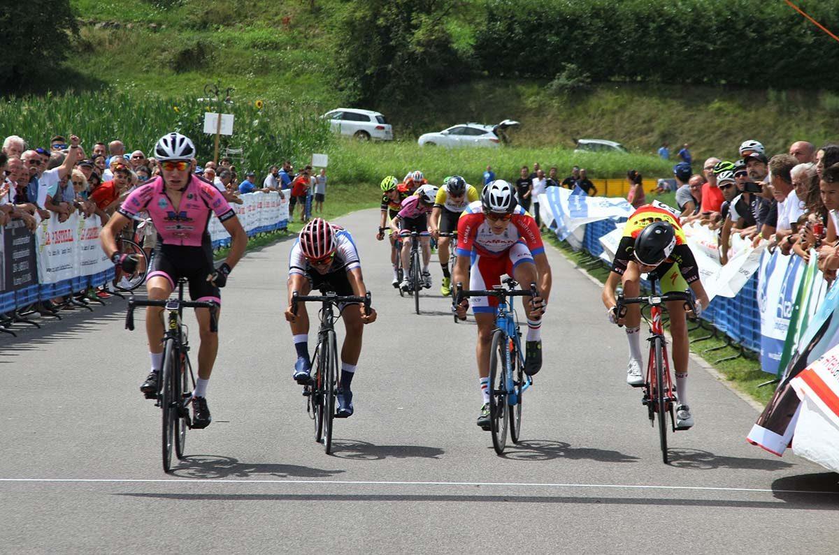 Riccardo Perani vince a Costa Masnaga (foto Berry)