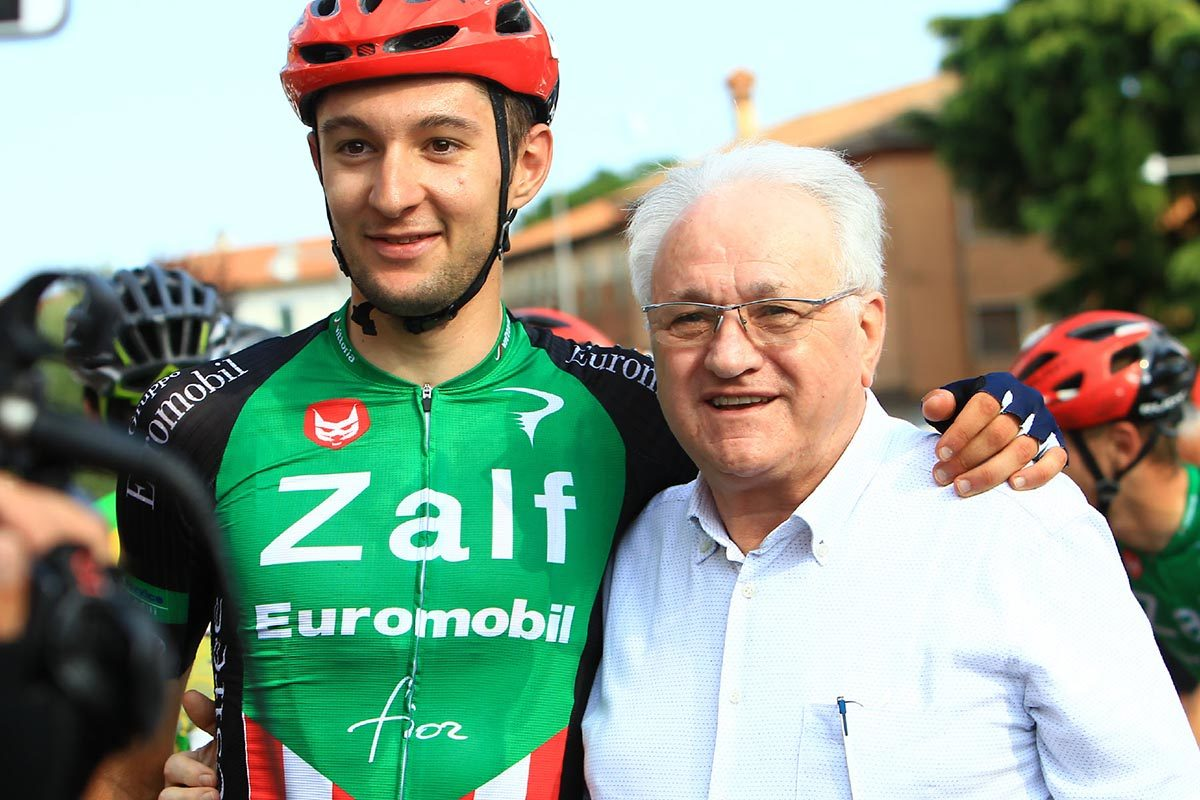 Francesco Messieri con Egidio Fior
