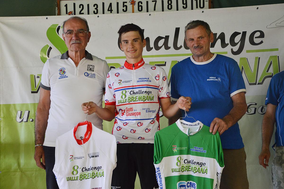 Gabriel Musizza Leader Challenge Valle Brembana