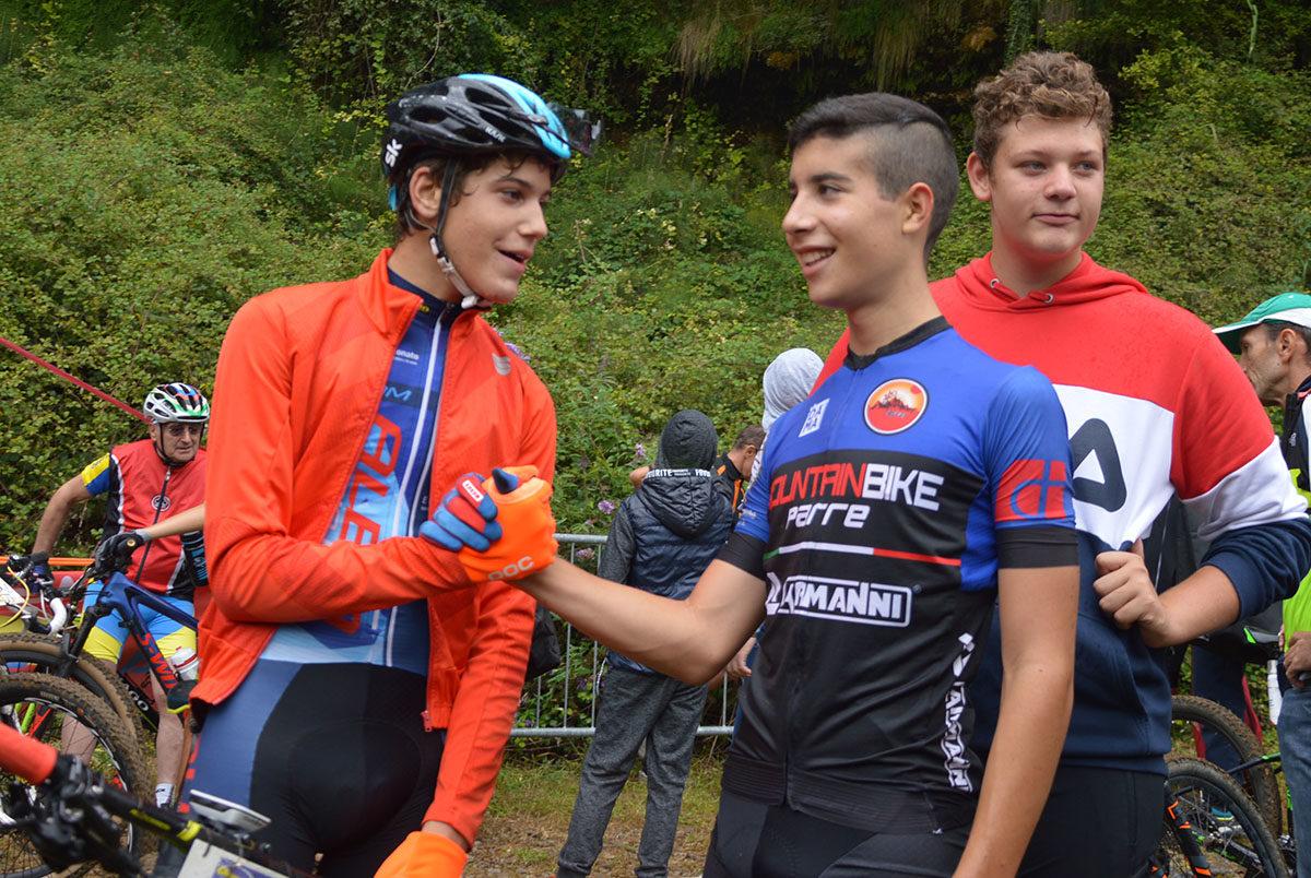 Marco Guercilena e Diego Carminati