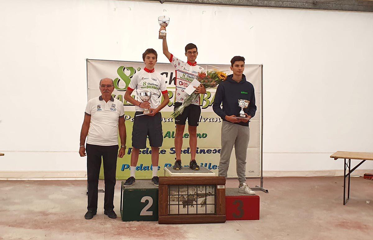 Gabriel Musizza vinc e la Challenge Valle Brembana 2019